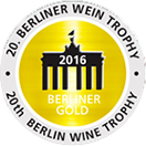Berliner Wine Trophy: Gold medal