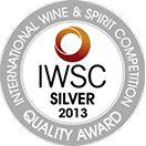 International Wine and Spirit Competition: Silver medal